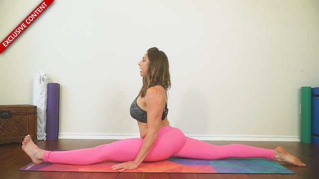 Fit & Flex: Splits