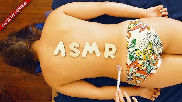 ASMR Back Massage Whisper