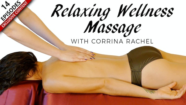 Relaxing Wellness Massage