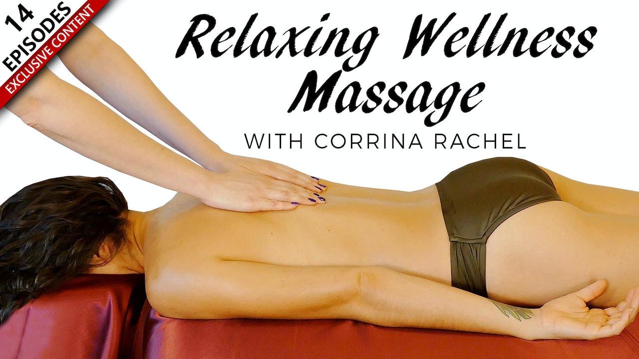 Relaxing Wellness Massage