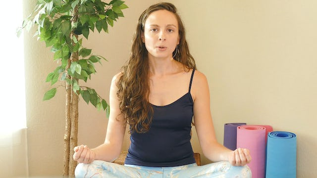 Meditation For Arms, Wrists & Hands