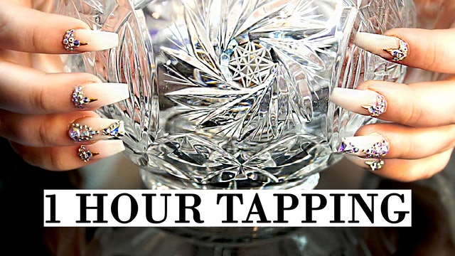 1 Hour Tapping & NO talking Triggers for Tingles
