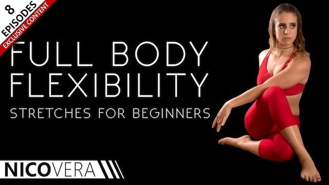 Full Body Flexibility Stretches For Beginners
