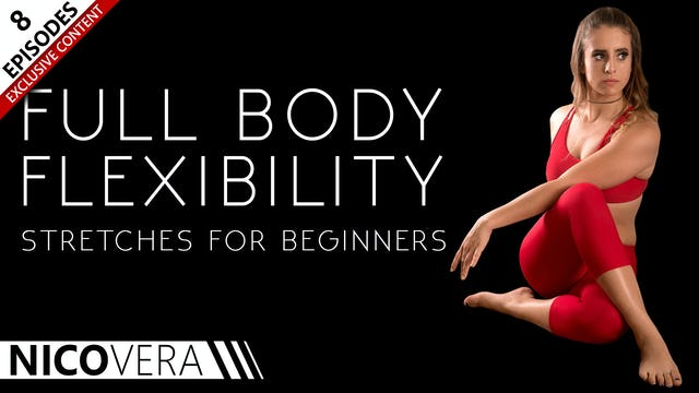 Full Body Flexibility Stretches For Beginners