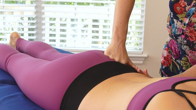 Deep Glute Massage