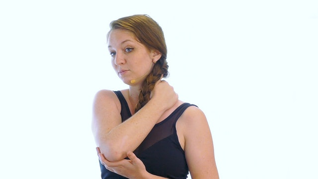 Crick in Your Neck- Simple Yoga Stretches