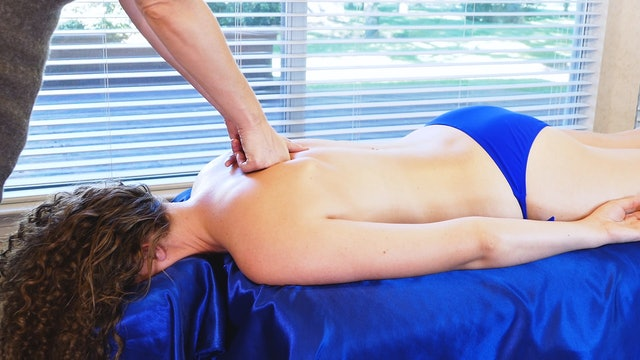 Massage with Meera: Basic Back Techniques
