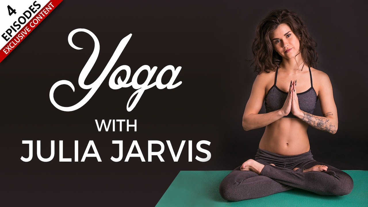 Yoga With Julia Jarvis