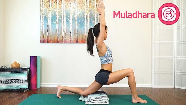 Muladhara: Root Chakra