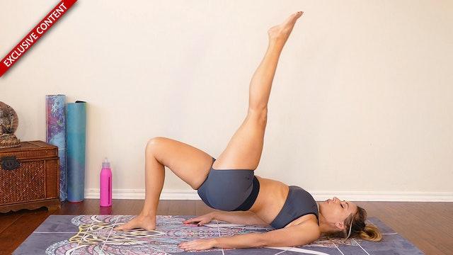 Legs & Glutes Pilates