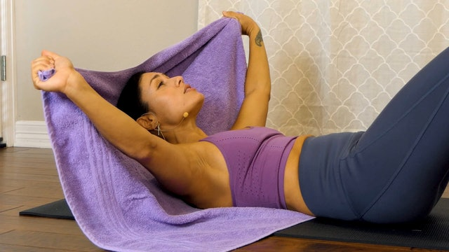 Towel Total Body Routine