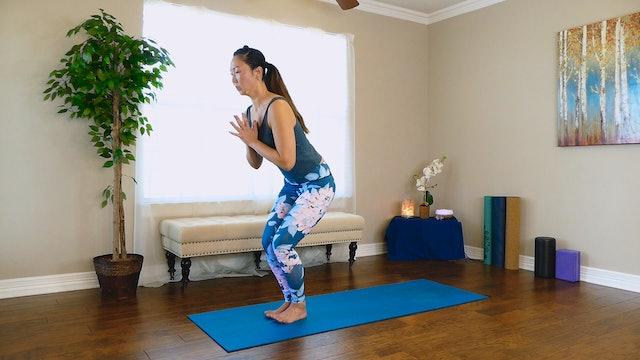 Beginners Morning Yoga for Improved Energy