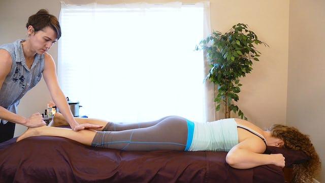 Prone Stretches