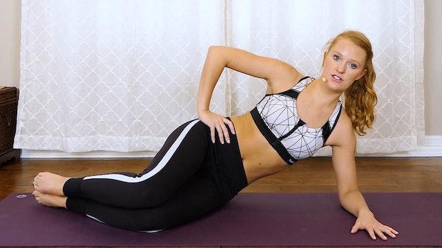 Beginner Pilates Core: Obliques