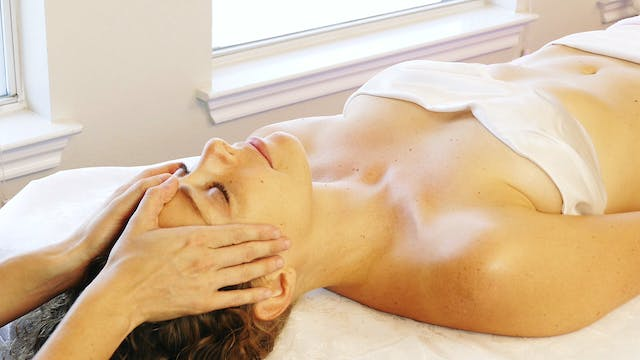 Massage with Meera: Head, Neck & Face