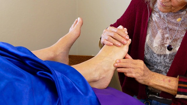 Relaxing Techniques for Feet