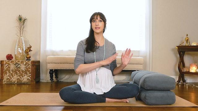 10 Prenatal Yoga Tips