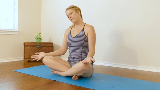 Morning Yoga For Stress Relief