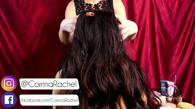 Beautiful ASMR Scalp Massage, with Corrina Rachel