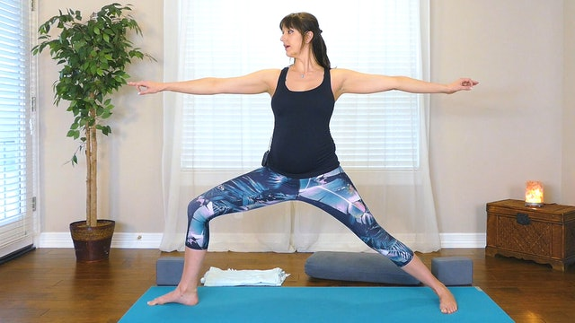 Prenatal Yoga for Strength