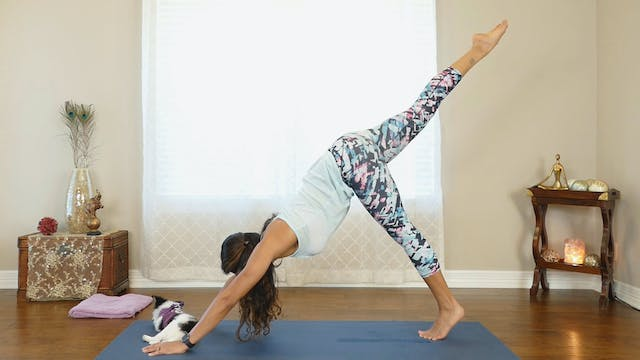 Power Yoga Sequence Breakdown