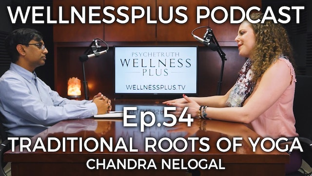 The Roots of Yoga with Hindu Yogi Chandra Nelogal