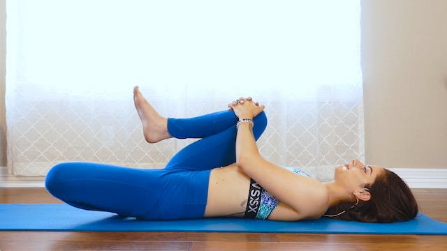 Yin Yoga for Low Back & Hip Pain