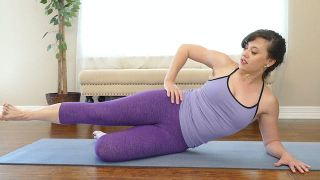 Lower Body Pilates with Kait Coats