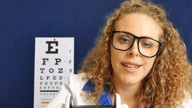 Soft-Spoken Medical Exam with Dr. Corrina