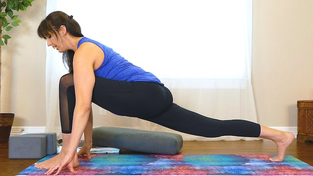 Prenatal Yoga for Flexibility