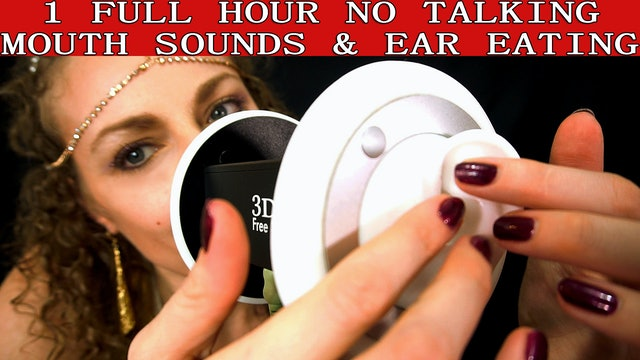 1 Hour Mouth Sounds