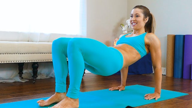 HIIT Workout Arms with Hannah