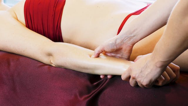Massage with Meera: Hand & Arm Techni...