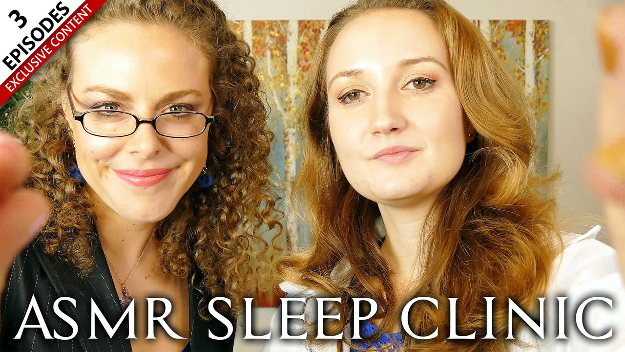 ASMR Sleep Clinic
