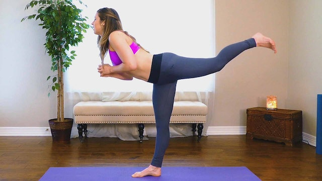 HIIT - Stabilizing and Balance with Hannah