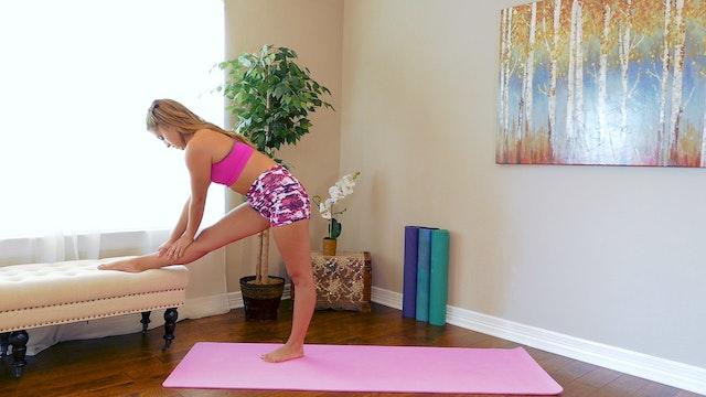 Leg Flexibility