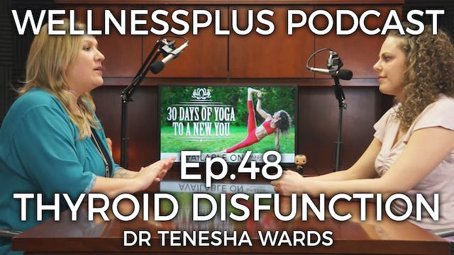 Thyroid Disfunction: What Your Doctor...