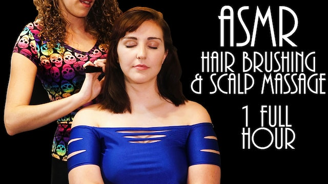 50 Minute Hypnotic Hair Brushing with Kendall