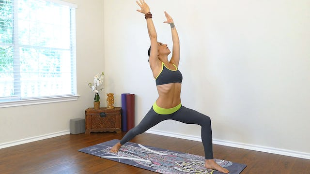 Day 3: Essential Poses for Glutes, Hips & Legs