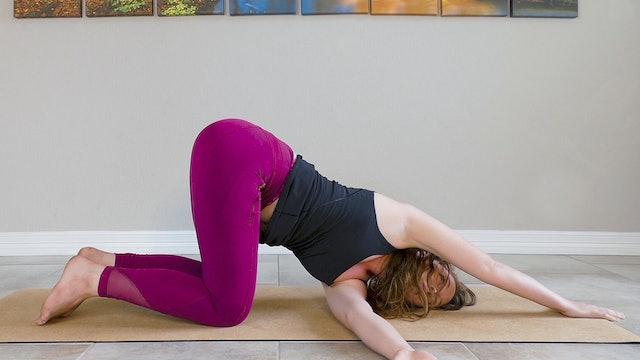 Yoga for Shoulder Pain