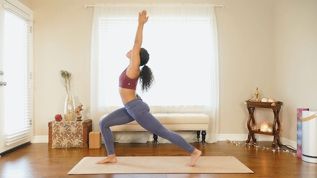 Morning Yoga for Weight Loss, Digestion & Bloating
