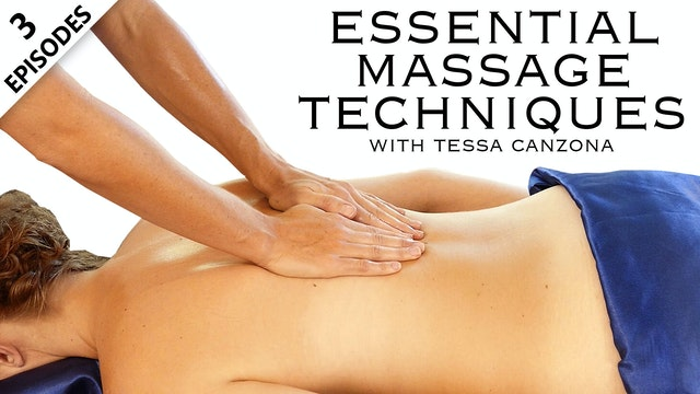 Essential Massage Techniques