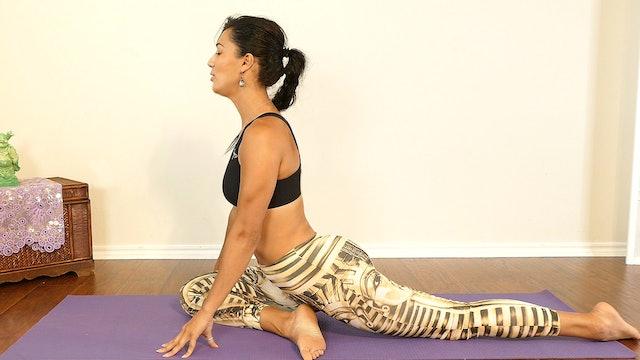 Beginners Flexibility Yoga