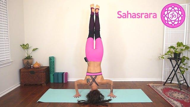 Sahasrara: Crown Chakra