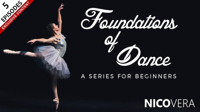 Foundations Of Dance