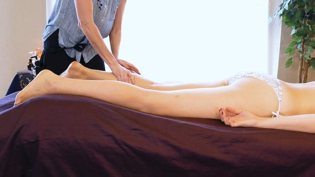 Deep Tissue Legs: Part 1