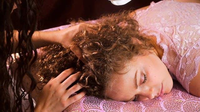 Ultra Close Scalp Massage Sounds (No ...