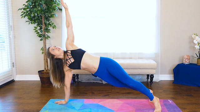 10 Minute Back & Core with Hannah