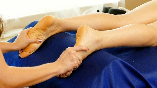 Melissa's Favorite Foot Massage Techniques