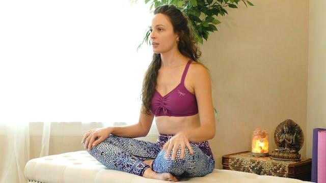 Meditation Warm Up